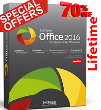 SoftMaker Office 2016 [PC]🔐 Lifetime Original PRODUCT Key 🔐 Home and Business