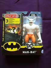 DC Creature Chaos ManBat 1st Edition Target Only White Version