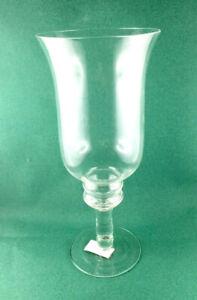 Lantern XXL Tealight Holder Votiv Glaskelch Party 25 CM High Clear