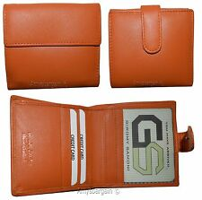 Woman's leather wallet Billfold wallet Ladies wallet card case/Coin purse New