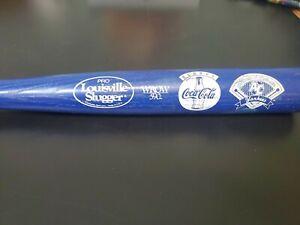 Albany-Colonie Yankees (AA Affiliate) baseball bat  Coca cola WROW 590am promo