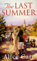 The Last Summer, Carr, Alice, Very Good Book
