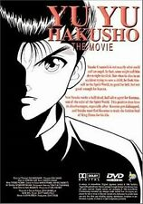 Ninku / Yu Yu Hakusho DVD Japanese dialogue English subtitles 2001 NEW!