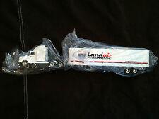Ertl #3507 To46 LandAir Freightliner Cab with Detachable Trailer Kids 8+ NIB