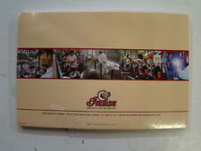 TWO NEW Indian Motorcycle owner's manuals 2001 NOS Chief Scout 02307