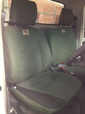 79 Series Toyota Land Cruiser Workmate ute Seat Cover - Complete Set - Green