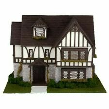 Quarter Inch Scale Tudor Style House - Complete Kit