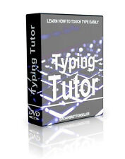 Touch typing tutor software-aprender a tipo curso de CD/DVD-Entrega Gratis