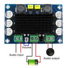DC 12-26V 100W TPA3116D2 Mono Channel Digital Power Audio Amplifier Board