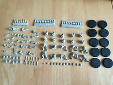 10 Warhammer Forgeworld Imperial Guard Astra Militarum Elysian Drop Troops OOP