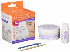 Kit De Depilación Para Calentar En Microondas Vello Facial Bozo Cejas