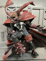 Mcfarlane - Unmasked Spawn Classic Comic Covers Figure