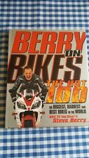 Vintage Berry On Bikes The Hot 100 Best Motorbikes by Steve Berry - Hardback