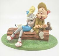 Elmer Fudd Rifle KNOT PVC wb MOC Warner Brothers Looney Tunes Set Lot Topper