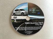 BMW Business DVD 3 Navigation Road Map Mise à jour toute l'Europe CCC idrive dvd3 DVD 3