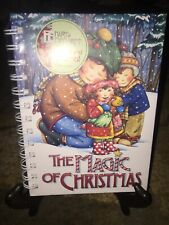 Mary Engelbreit Journal - 80 Ruled Sheets The Magic Of Christmas, Sealed