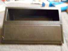 NOS 1987 1988 1989 1990 1991 1992 1993 FORD MUSTANG RADIO DELETE PANEL PLATE NOS