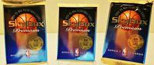 3 Vintage 1994-95 Skybox Series 1 Basketball Card Packs  Jordan? Shaq? Psa-10?