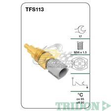 TRIDON FAN SWITCH FOR Mazda 626 12/89-12/91 2.2L(F2) SOHC 12V(Petrol)  TFS113