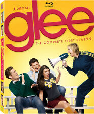 Glee . The Complete Season 1 . Staffel . One First 1st . Jane Lynch .. 4 Blu-ray