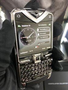 Original Brand Vertu Constellation Quest Ceramic, Cellular Phone (Unlocked)