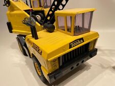 Vintage Toy Mighty Tonka Crane Clam #2940 Mound, Minn. Early Model #1