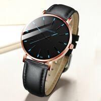 Men Women Fashion Military Stainless Steel Analog Date Sport Quartz Wrist Watch
