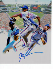 Dwight Gooden Doc signed 8x10 photo NY Mets Yankees  MLB Baseball auto autograph