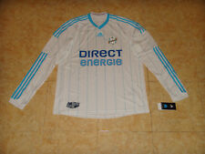 Olympique Marseille Jersey Football Adidas Player Issue Shirt Formotion Maillot