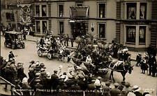 Bridlington. Coronation Procession 1911 by Advance Photo.