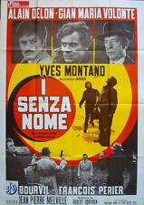 Le CERCLE ROUGE RED CIRCLE Italian 2F movie poster 39x55 ALAIN DELON MELVILLE