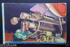 il mondo del futuro 201 picture cards figurine lampo 1959 figurines lampo cromos