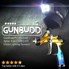 Spray Gun Light- Gunbudd® Cob/Led for Devilbiss Sata Iwata Tekna Atom-X