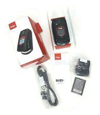 Kyocera Duraxv Plus E4520 PTT Basic Flip Phone Verizon Black 4GB NEW