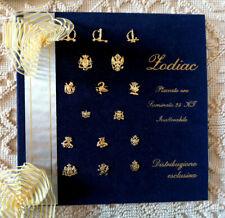 SPILLA DA GIACCA distintivo badge stemma placcato oro label pins militare sport