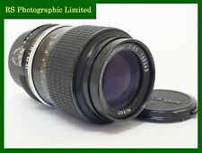 Nikon AI 135mm F3.5 Manual Focus Prime Lens. Stock No U8344