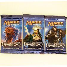 MTG: 3 RETURN TO RAVNICA Sealed Booster Pack Lot x3 Packs