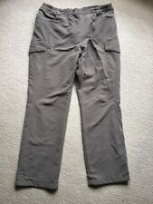 Rohan Ladies ' Dry Trailblazers ' Waterproof Walking Trousers, Size Large, Taupe