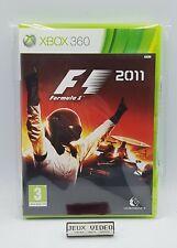F1 Formula 1 2011 XBOX 360 PAL Edition FR