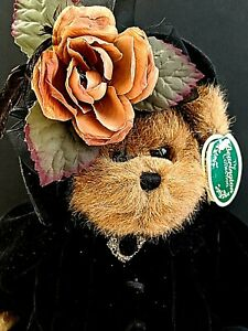 FROM THE BEARINGTON BEAR COLLECTION, LET US INTRODUCE MISS SAMANTHA, ALL TAGS