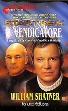 """[782] ECONOMICA TASCABILE ed. Fanucci 1997 n.  65 """"Il vendicatore"""""""