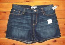 NWT Old Navy Dark Denim Shorts Size 16.5