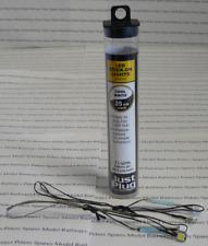 "Woodland Scenics Just Plug JP5741 Cool White LED Stick-On 2 lights, 24"" Cable"