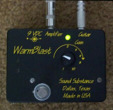Sound Substance WarmBlast Boutique Clean Boost Pedal
