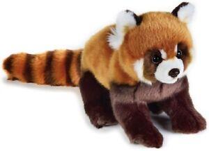 NATIONAL GEOGRAPHIC RED PANDA PLUSH SOFT TOY 24CM STUFFED ANIMAL - BNWT
