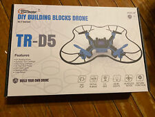 Diy Drone Kit - Unassembled - Building Blocks Rc Quadcopter Kit -