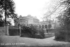 ztr-51 The Lawn, Swindon, Wiltshire 1920. Photo