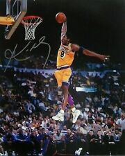Reprint Kobe Bryant Autographed Los Angeles Lakers 8X10 PHOTO Man Cave DECOR BAR
