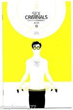 Image Comics Sex Criminals #2 First Print NM 9.4