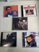 Willie Nelson 5 CD LOT Vintage Free Shipping 4